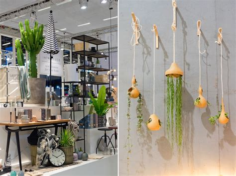 Plant Trends from Maison & Objet 2016 in Paris