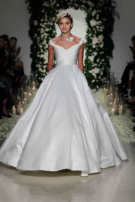 Brautkleider Satin by Wedding Dresses Photos Quot Berkeley Quot By Barge Inside