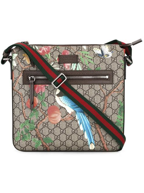 News Web Weekly Up Ebelle5 Handbags Purses by Lyst Gucci Tian Gg Supreme Messenger Bag In Brown For