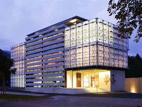 Horizontale Fassade by Haus Am Milsertor In A Beschl 228 Ge B 252 Ro Gewerbe