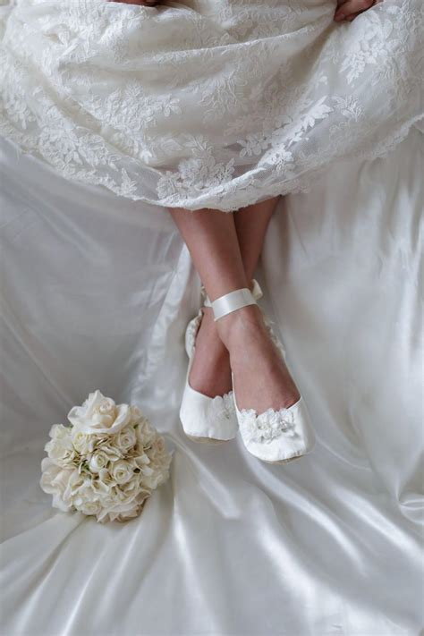 Flat Wedding Shoes For by Flat Wedding Shoes For How To Do Everything