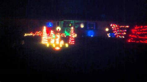 mr christmas lights and sounds of christmas light show