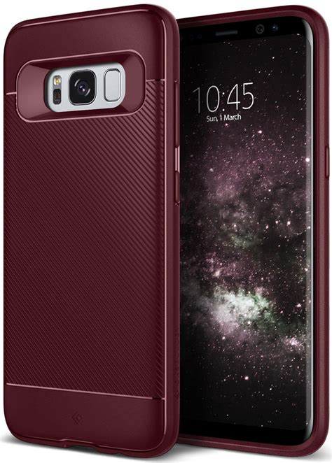 Original Caseology Galaxy S8 Vault I Black sleek and durable cases from caseology for your galaxy s8 and s8