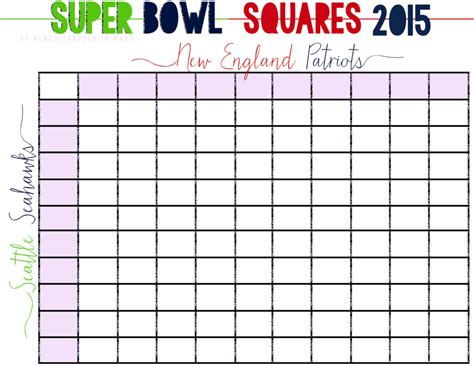 100 square football pool template excel best agenda