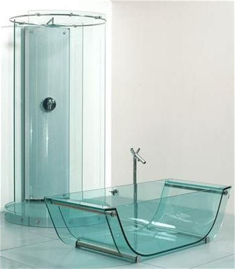 glass bathroom fixtures by prizma the transparent bathroom