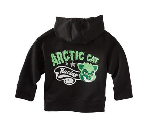 Hoodie Arctic Cat arctic cat inc arctic cat zip hoodie black 18m