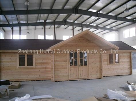 Home Construction And Decoration by Prefabricated Wooden House Ht W 010 Huatai China