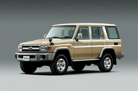 land cruiser 70 toyota surprises with land cruiser 70 re release