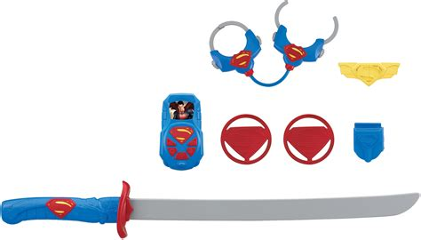 Toys Kryptonian thinkway toys kryptonian armor sword and accessories