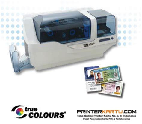 Tinta Printer Zebra P330i evolis primacy