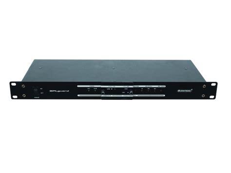 Mixer Audio Spl omnitronic spl 1 spl guard measure mic omnitronic