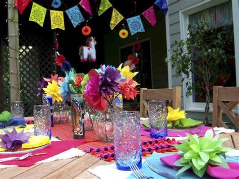 c 243 mo organizar una mexicana comida y decoraci 243 n
