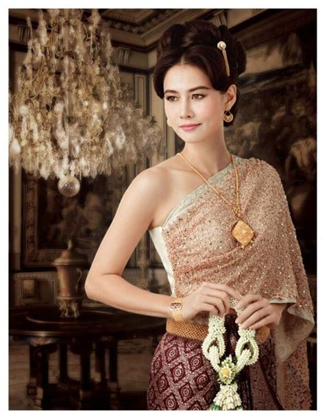 Dress Thaigirl 17 best images about thai wedding dress on traditional khmer wedding and thai style