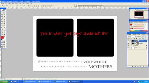 tutorial photoshop frame mrs this and that tutorial and freebie mothers day