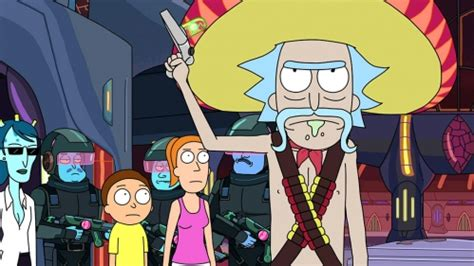 idle hands: rick & morty: the complete second season