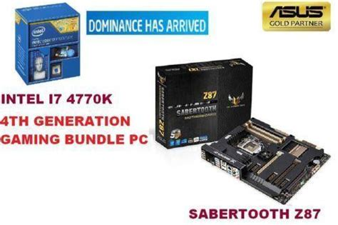 best motherboard for i7 2600k i7 bundle motherboard cpu combos ebay