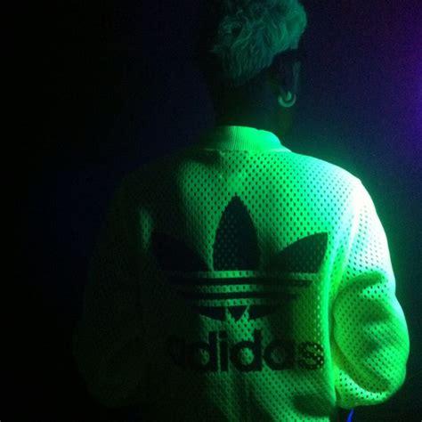 adidas glow wallpaper adidas glow in the dark jacket lipstick and pumps
