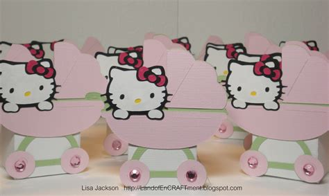 Hello For Baby Shower by Land Of Encraftment Hello Baby Shower Favors