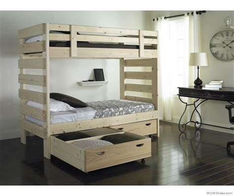 bunk beds with storage non stackable bunk bed with storage drawers from 1800bunkbed