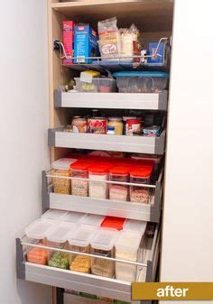 after new pantry organization system organization organization on pinterest the container store martha