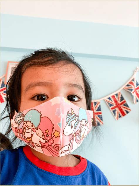stores   toddler kids masks  singapore