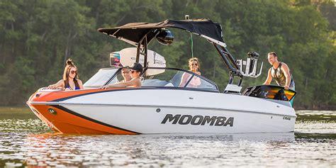 moomba boat orange moomba craz wakeboard boat provides superior wakes