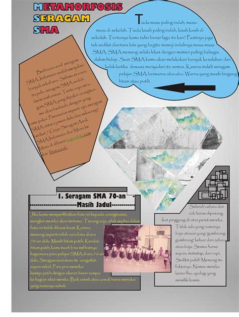 desain majalah sekolah dyan mbajeng community template majalah sekolah keren