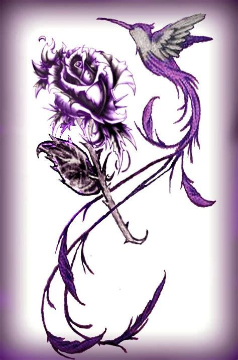 rose and hummingbird tattoo 38 hummingbird designs and ideas