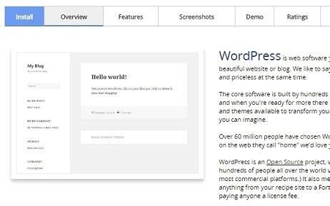 cara membuat website dengan wordpress secara offline langkah langkah membuat website sendiri dengan wordpress