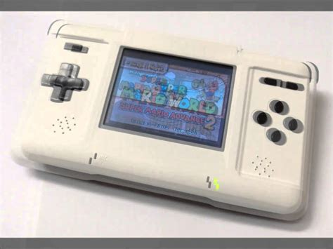 gameboy advance micro mods custom nintendo ds sp micro system for gameboy advance