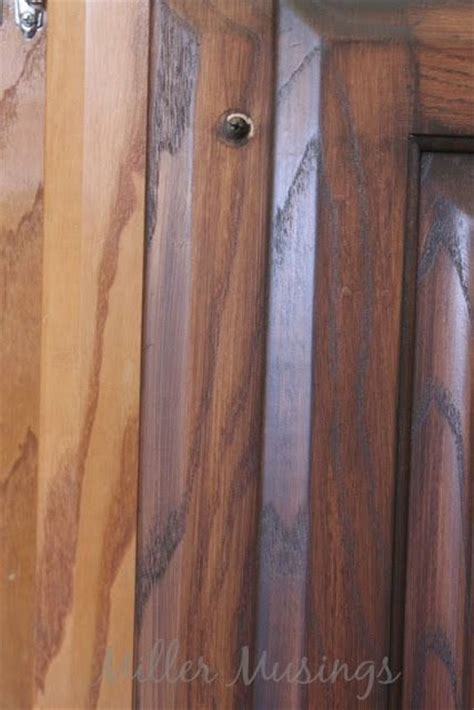 antique walnut gel stained card bathroom cabinets general finishes and cabinets on