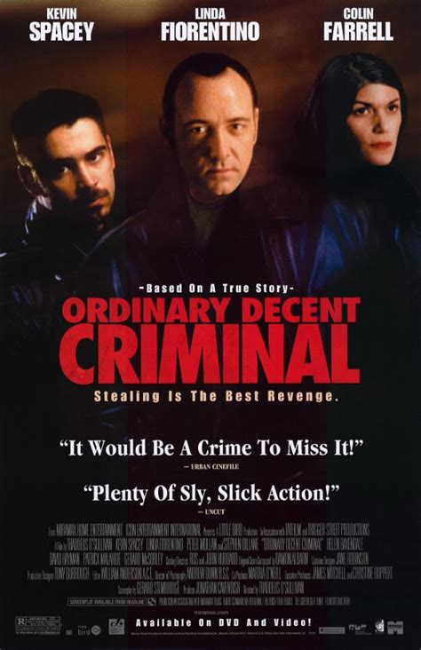 An Ordinary Decent Criminal ordinary decent criminal posters from poster shop