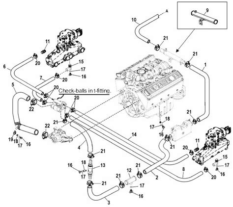 mercruiser ignition wiring diagram mercruiser marine