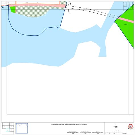 land layout design online proposed land use plan submitted u s 16 suda