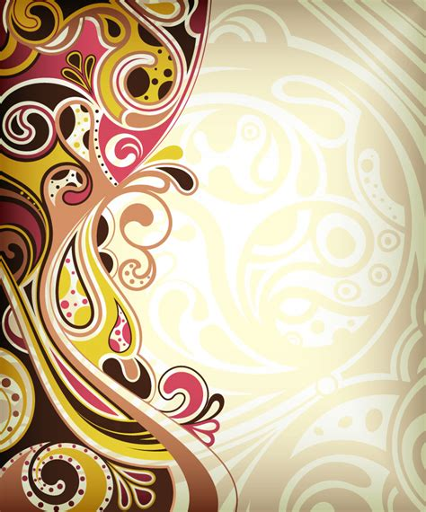 decorative background decorative abstract backgrounds vector vector graphic