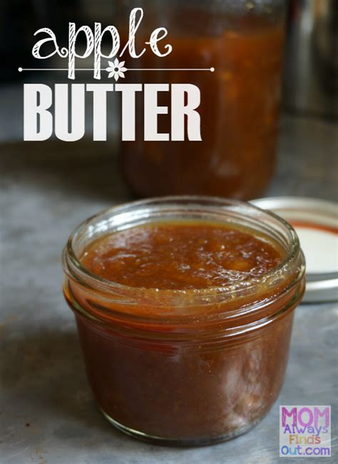 apple butter easy apple butter recipe for canning