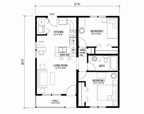 best 2 house plans floor plan 3 bedroom 2 bath 4 house plans 4