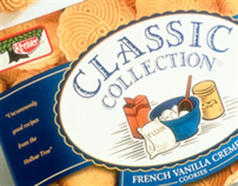 Top Shelf Cookies by Keebler Classic Collection Top Shelf Cookie Products On