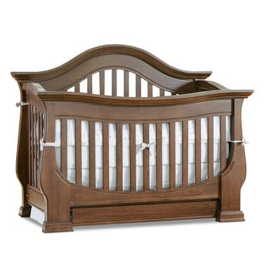 Baby Appleseed Davenport 3 In 1 Convertible Crib In Coco Baby Appleseed Crib