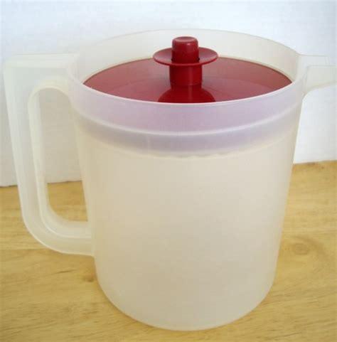 Tupperware Yellow Choco tupperware juice jug reviews in kitchen accessories chickadvisor