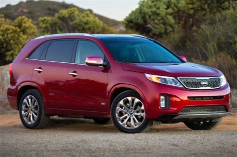 2015 Kia Sorento Price 2015 Kia Sorento Suv Review And Price New Suv Cars 2014 2015