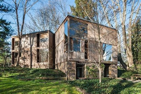 the fisher house louis kahn s fisher house on the market for the first time curbed