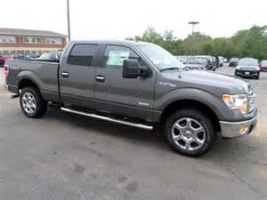2014 ford f 150 4wd supercrew 157 xlt sterling gray metallic