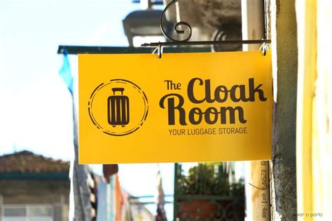 The Cloak Room by Where To Leave Your Luggage While In Porto Check The