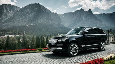 Range Rover Black Hd Cars 4k Wallpapers Images