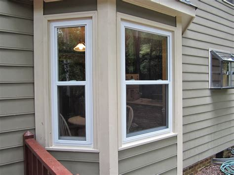 how to paint exterior window trim the amberican october 2013