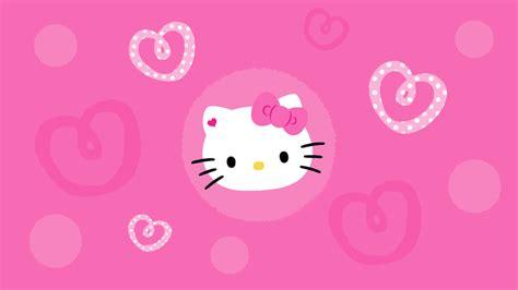 free desktop themes hello kitty hello kitty pink desktop wallpaper by omgimcarrie on
