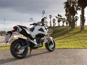 Honda 125 Top Speed 2014 Honda Msx125 Motorcycle Review Top Speed