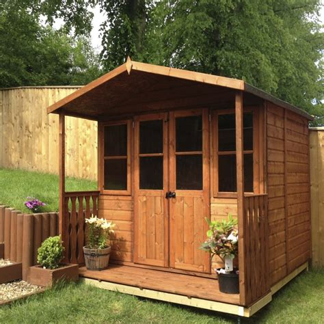 Shire Log Cabins Sale by Houghton 7x7 Summerhouses Shire Garden Buildings