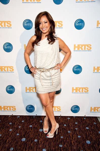 carrie ann inaba pregnant 2014 more pics of carrie ann inaba layered cut 5 of 7 long
